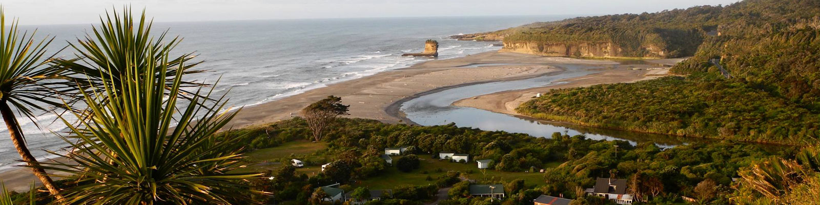 Punakaiki Beach Camp